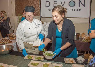 2018 Devon Chefs