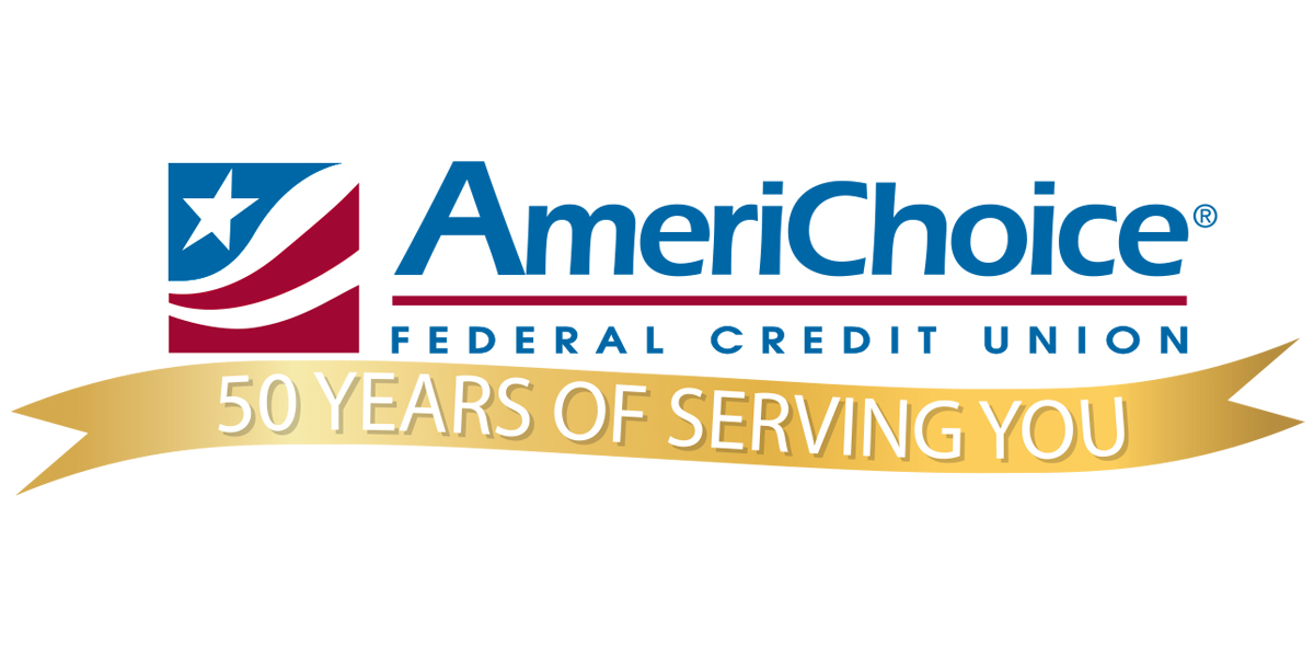 Americhoice 50yrs logo