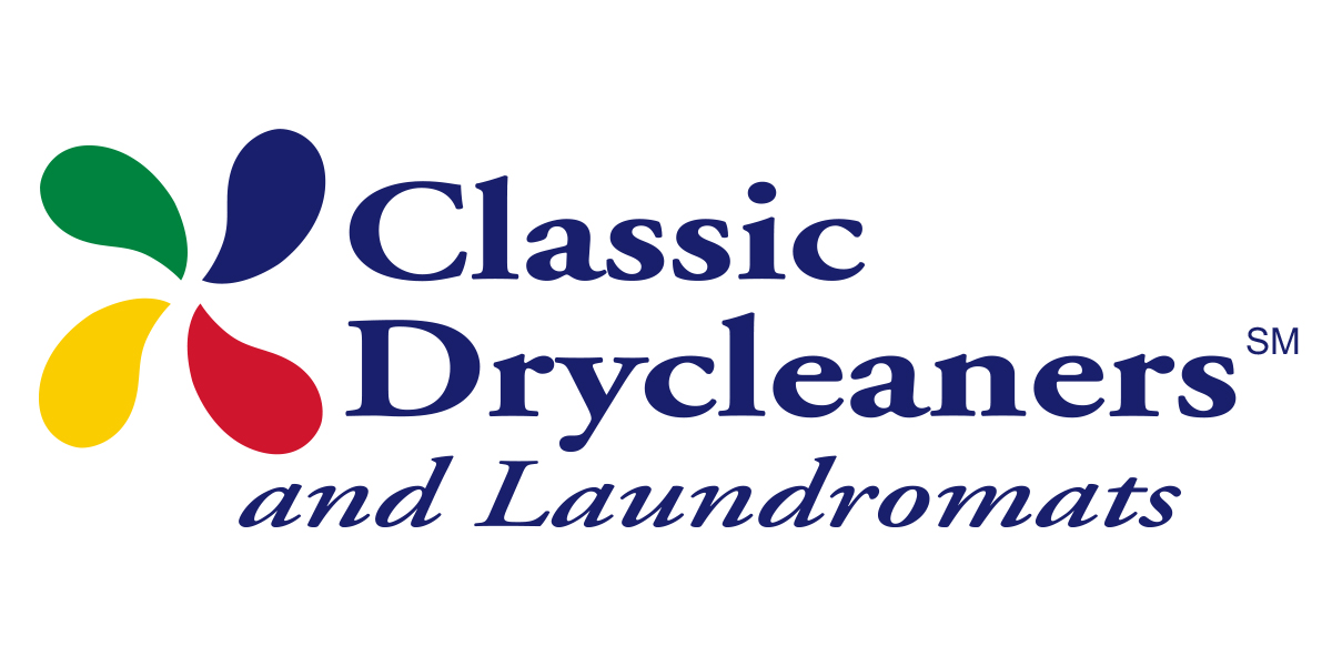 Classic Drycleaners logo