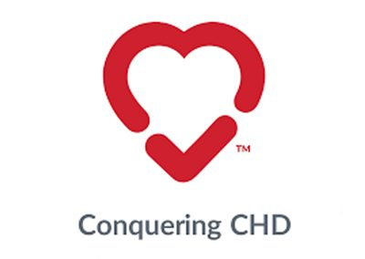 Conquering CHD logo