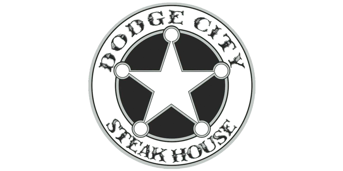 Dodge City Steakhouse logo