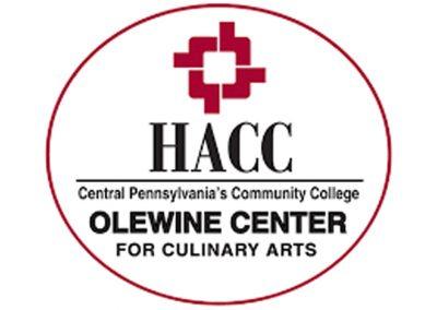 HACC Olewine logo