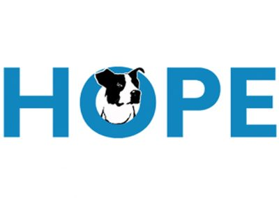 Central PA Animal Alliance/HOPE DOGS logo