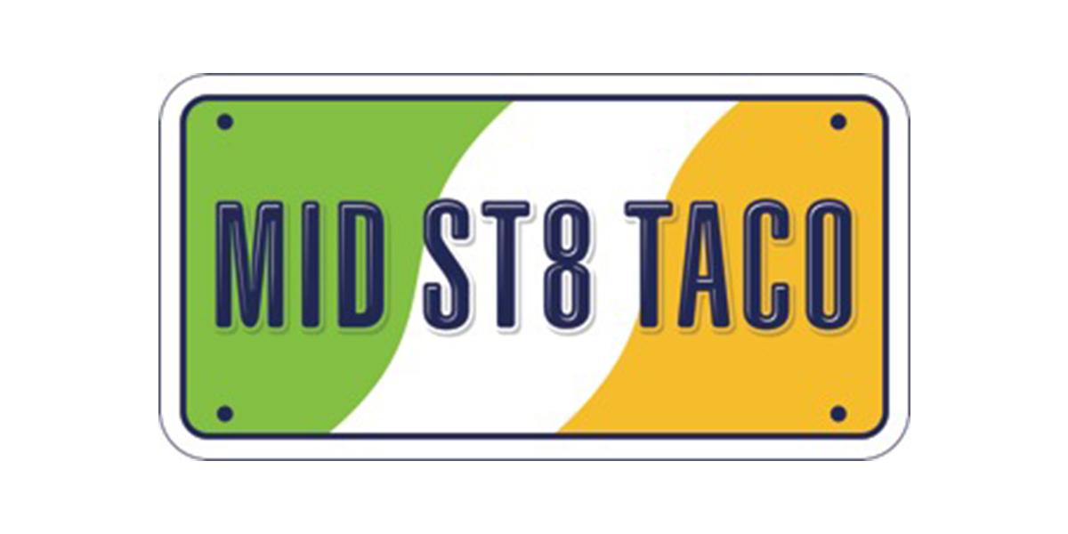 MID ST8 Taco logo