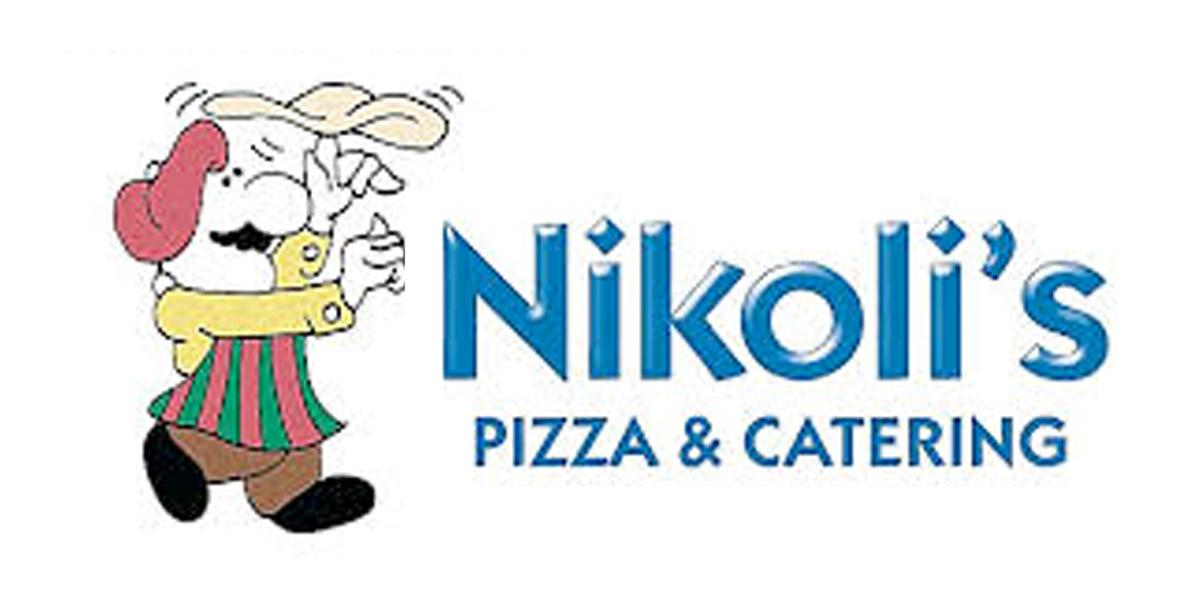 Nikolis Pizza logo