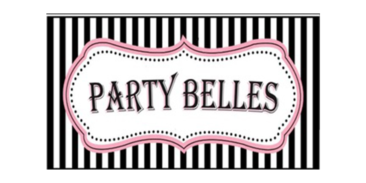 Party Belles logo