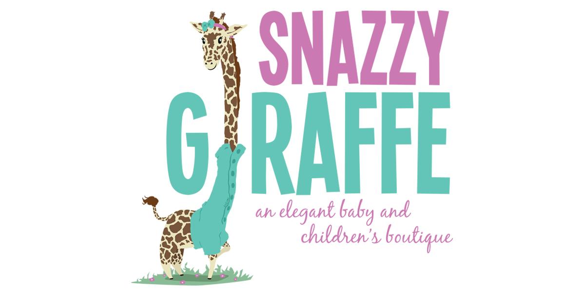 Snazzy Giraffe logo
